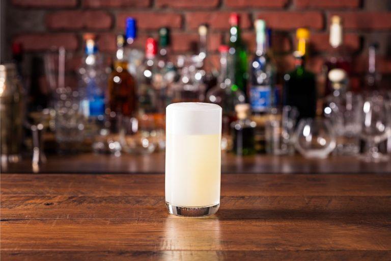 Cocktailcorner - Gin Fizz recette