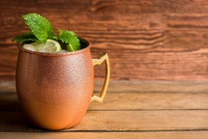 Cocktail Corner - Moscow Mule recette