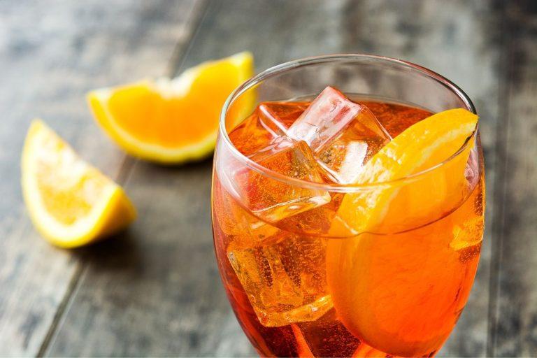 Cocktail Corner - Spritz Aperol recette