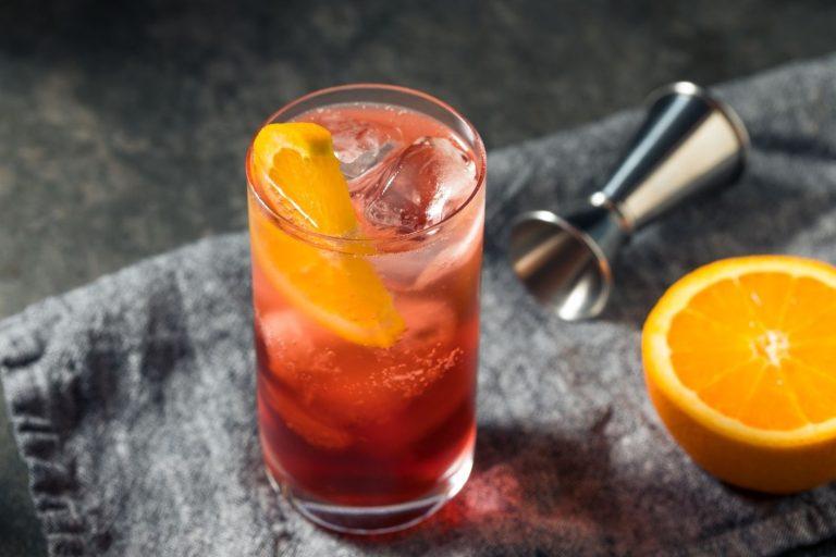 Cocktail Corner - Americano recette
