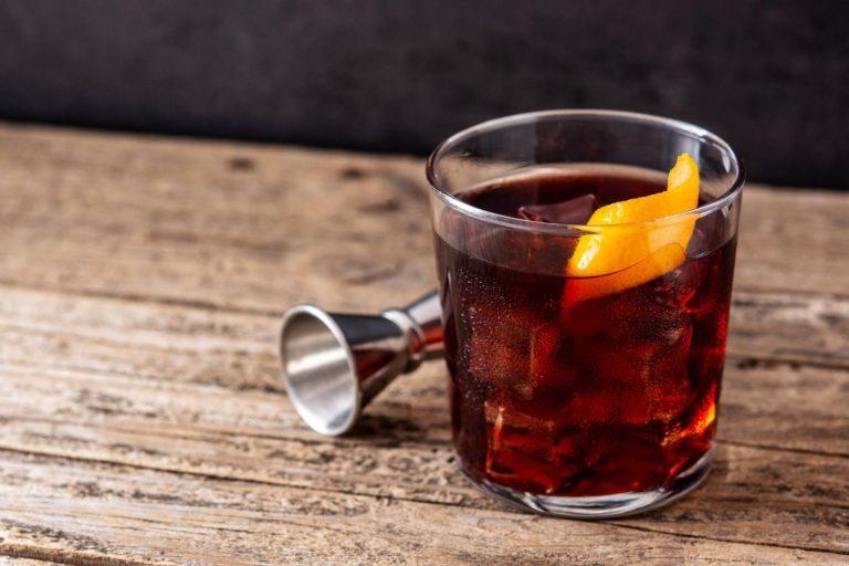 Cocktail Corner - Boulevardier recette