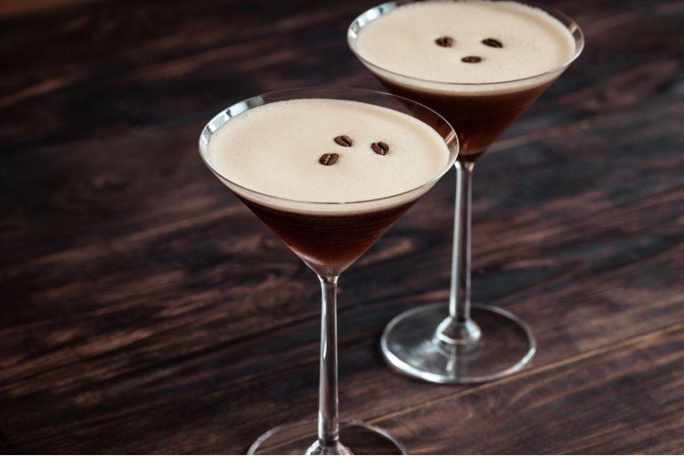 Cocktail Corner - Espresso Martini recette