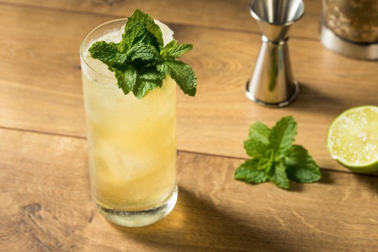 Cocktail Corner - Gin Gin Mule recette