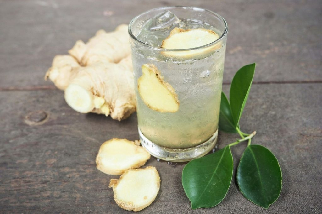 Cocktail Corner - Ginger Spritz recette