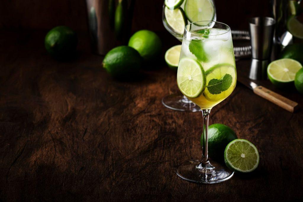 Cocktail Corner - Hugo recette