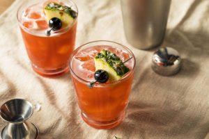 Cocktail Corner - Jungle Bird recette