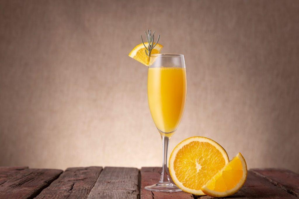 Cocktail Corner - Mimosa recette