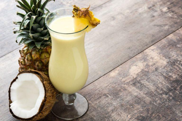 Cocktail Corner - Piña Colada recette