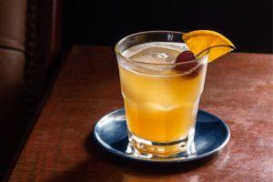 Cocktail Corner - Amaretto Sour recette