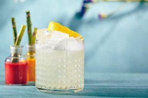 Cocktail Corner - Boston Sour recette