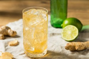 Cocktail Corner - Caribbean Mule recette