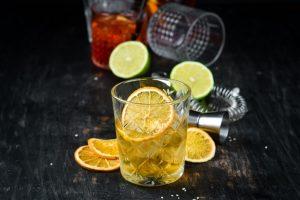 Cocktail Corner - Godfather recette