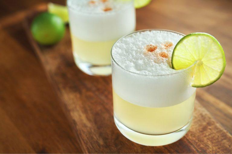 Cocktail Corner - Pisco Sour recette