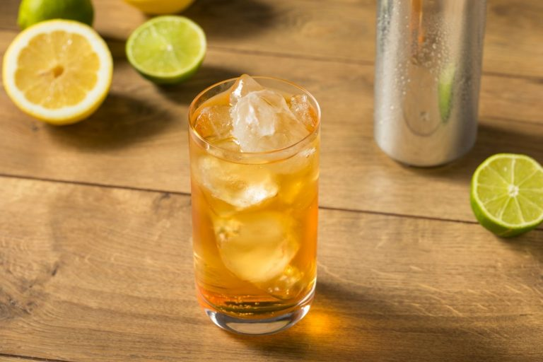 Cocktail Corner - Chilcano Cocktail recette