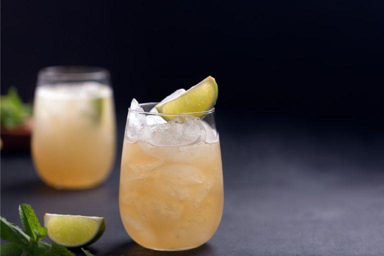 Cocktail Corner - Mexican Mule recette