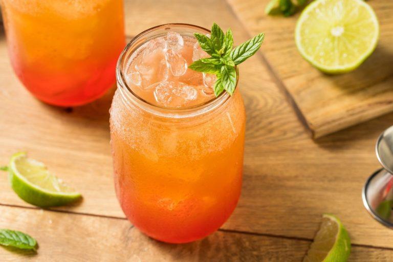 Cocktail Corner - Punch Planteur recette