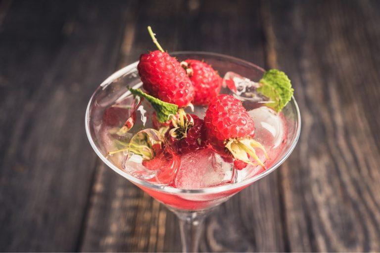 Cocktail Corner - Cocktail Bloodhood recette