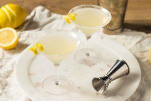 Cocktail Corner - Lemon Drop recette