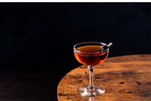 Cocktail Corner - Manhattan recette