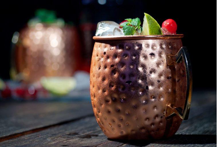 Cocktail Corner - Mezcal Mule recette