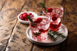 Cocktail Corner - Top Cocktails Gin Rouges blog