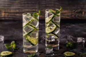 CocktailCorner - Kew Garden recette