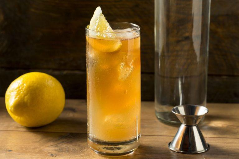 Cocktail Corner - Long Island Iced Tea