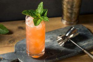 Cocktail Corner - Cocktail Zombie original recette
