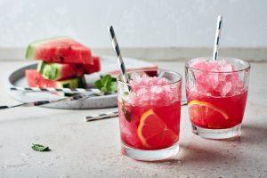 Cocktail Corner - Pastèque Fizz recette