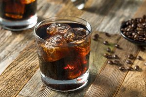 Cocktail Corner - Black Russian recette