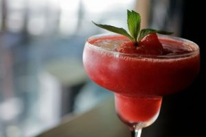 Cocktail Corner - Daïquiri Fraise recette