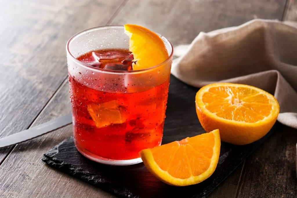 Cocktail Corner - Negroni recette