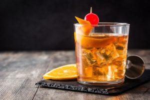 Cocktail Corner - Old fashioned recette